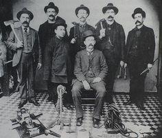 Sergeant John Donovan's Chinatown Squad 1899