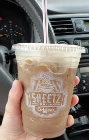 Frozen Mochas from Sheetz