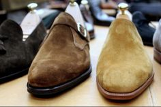 And likewise for my monk straps.