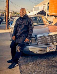 Mercedes W126, Mercedes Benz Cars, Classic Mercedes, Mike Tyson, Stone Island, Winter Jackets, Mens Fashion, Muhammad Ali, Fashion Hacks