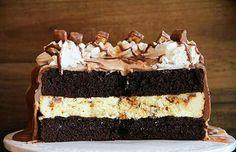 Snicker cake