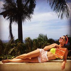 Katy Perry | Seafolly Goddess Kiara Bustier