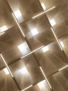 View full picture gallery of Secondary School And Hall Ceiling Detail, Ceiling Design, Interior Lighting, Lighting Design, Blitz Design, A As Architecture, Design Visual, Central Building, Hall Flooring