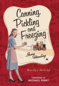 Canning, Pickling, and Freezing IH Book with Irma Harding