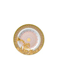 The Home Collection - Versace Rosenthal Dinnerware /  Byzantine Dreams Bread and Butter Plate $75.00
