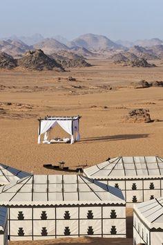 Libyan Tent Camps