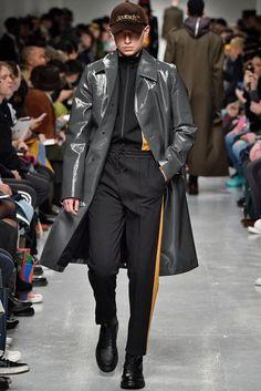 John Lawrence Sullivan Fall 2017 Menswear Collection | British Vogue