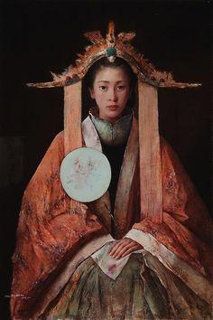 Tang Wei Min — Quiet Time, 2008.