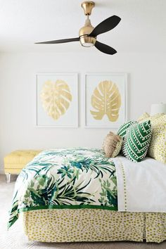 green and gold island style Boutique Interior Design, British Colonial, Tropical Decor, Model Homes, Estate Homes, Design Firms, Chinoiserie, Green And Gold, Industrial Design