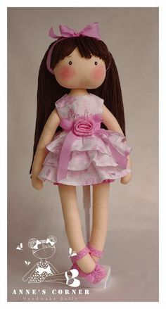 pink+ party dress= cuteness!!..... =0)