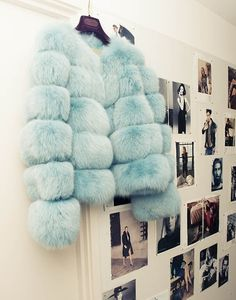 You know, when the Olsens just insist that you take home a one-of-a-kind fur coat?