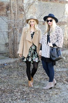 Styling Boho Looks | Fashion Column Twins