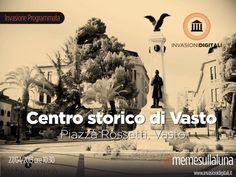 #invasionidigitali Invasione Programmata 27/04/2013 ore 10:30 Invasore: Francesca Tammarazio