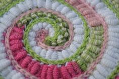 Freeform Crochet Part 1 - great picture tutorials for basic freeform stitches.