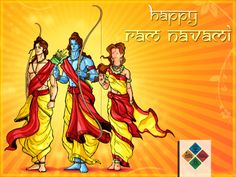 Ramnavami encourages equality and universal #brotherhood.  Happy #RamNavami to all. May Lord Ram Bless you !!!