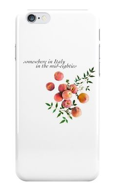 Call Me By Your Name - Inscription by notbrylee