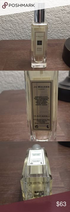 Jo Malone Cologne Orange Blossom 30ml BRAND NEW 100% authentic Jo Malone orange blossom 30ml cologne. Purchased from Neiman Marcus. It was purchase for my wife but she decided to go with another Jo Malone Cologne. Jo Malone Accessories
