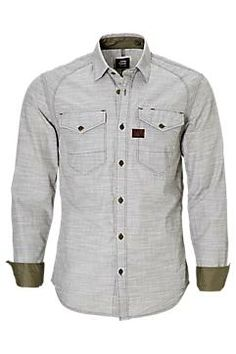 G-Star RAW overhemd Arizona? Bestel nu bij wehkamp.nl