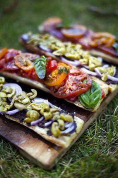 Pressed Niçoise Sandwich by donalskehan #Samdwich #Nicoise