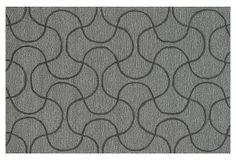 """Dominic Rug, Charcoal on OneKingsLane.com  3'6""""x 5'6""""  $129"""