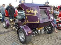 1927 Ford Model T C-Cab hot rod 'Revenge'