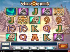 Wild North on varmasti valtava kolikkopeli verkossa! Jos haluat voitta isot rahat, aloita pelata heti tämän hyvää kolikkopeli, missä on paljon erilaiset bonuspelit, eritääin hyvää grafiikka, 5 rullat ja 40 voittolinjat!