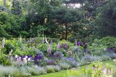 Brandywine Cottage, featured inside The Layered Garden by David L. Culp. Photo credit Rob Cardillo.