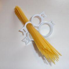 Download on https://cults3d.com #3Dprinting #Impression3D Spaghetti doser 3D model, OM3D