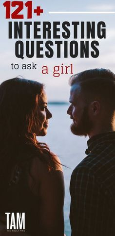 21 Questions to Ask a Girl You Like [VERY] Interesting Questions to Ask a Girl in 2018 Learn the VERY BEST questions to ask a girl you like in Includes deep, interesting, random, and funny questions to get to know her. Questions For Girls, Questions To Get To Know Someone, Flirty Questions, Deep Questions To Ask, Fun Questions To Ask, Funny Questions, Getting To Know Someone, How To Know, This Or That Questions