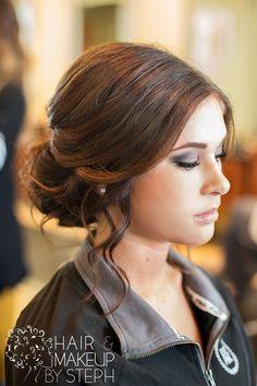 hair and makeup.