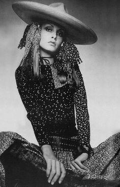 Twiggy Vogue 1970s