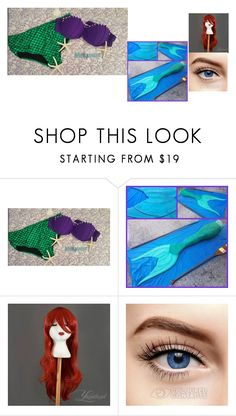 """""""Ariel Cosplay #2"""" by themusicgeek32 on Polyvore"""