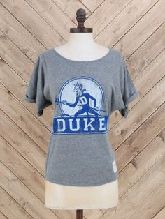 Game Day Tee: Duke Blue Devils | March Madness Style