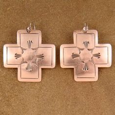 Navajo Earrings - Native american Jewelry | Alltribes