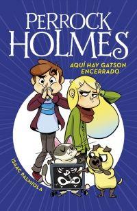 Cuando olía a vainilla: Club de lectura: Perrock Holmes. Aquí hay Gatson e...