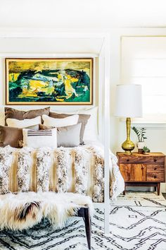 Mix and Chic: Home tour- A designer's luxuriously chic home!