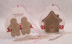 Don't Forget To Write: Gingerbread Lane Day 3