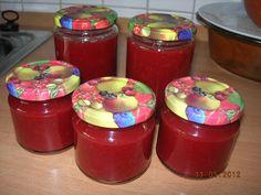 Rezept Erdbeer-Rhabarber-Marmelade von Onkel Otto - Rezept der Kategorie Saucen/Dips/Brotaufstriche