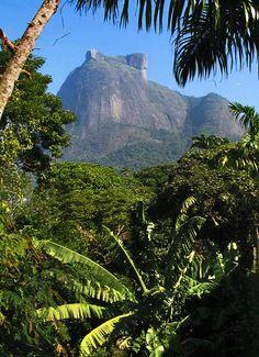 Pedra da Gávea - Rio de Janeiro