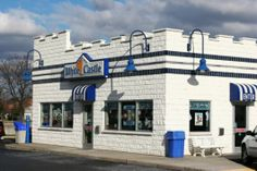 Detroit-White Castle have to go at least once when i'm in the city