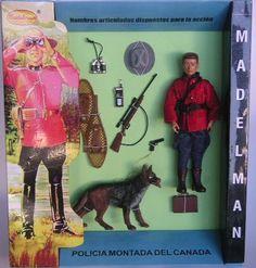 Madelman Policia del Canada