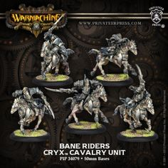 Bane Riders | Privateer Press