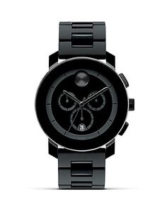 i normally hate watches. But this one I'd wear.