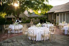 Piedmont Driving Club Terrace Atlanta Wedding Reception