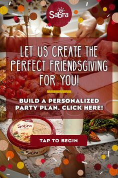 Let us create the perfect Friendsgiving for you, from Sabra! Diner Recipes, Soup Recipes, Chicken Parmesan Recipes, Cauliflower Recipes, Butter Squash Recipe, Manhattan Recipe, Bloody Mary Recipes, Hummingbird Food, Frittata Recipes