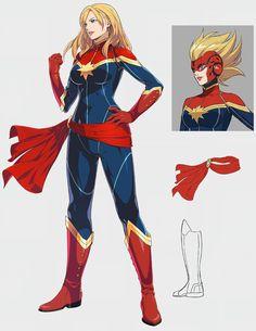 Nicolas / Black M / Fighting games, manga, comics (mostly Thanos), etc. Marvel Dc, Miss Marvel, Marvel Comics, Heros Comics, Marvel Heroines, Marvel Comic Universe, Marvel Girls, Comics Girls, Marvel Comic Character