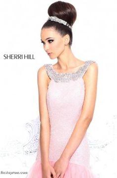 sherri hill clearance prom dresses