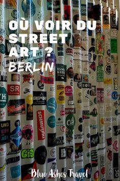 Pin Street art à Berlin Street Art, Culture Art, Road Trip Destinations, Voyage Europe, Berlin Wall, Photo Wall, Happiness, Travel, Inspiration