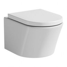 Spectacular Elena wall hung toilet including seat