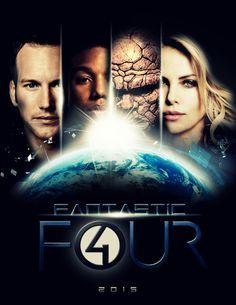 1st trailer of Fantastic Four's reboot